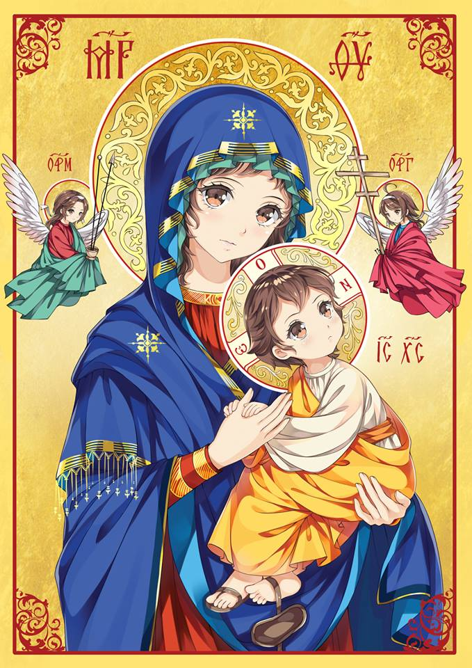 Baby%20Jesus%20and%20Virgin%20Mary%20Anime%20Orthodox%20Art